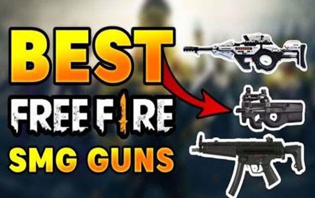 best free fire guns